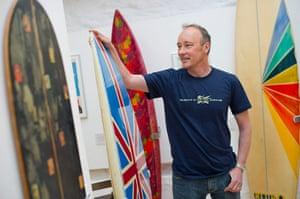 Museum of British Surfing: Peter Robinson