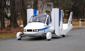 flying car transition