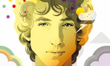 Bob Dylan illustration