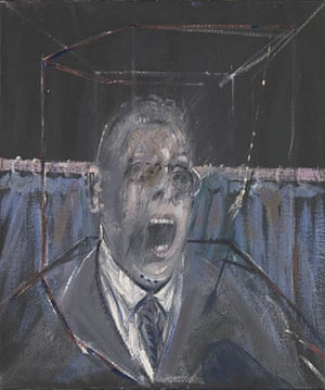 Tate collection: Study for a Portrait by Francis Bacon