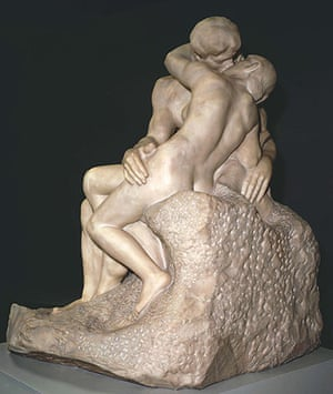 Tate collection: The Kiss by Auguste Rodin