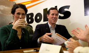Rick Santorum in Pennsylvania