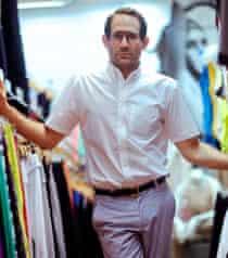 Dov Charney American Apparel Hipster Turns Preppy