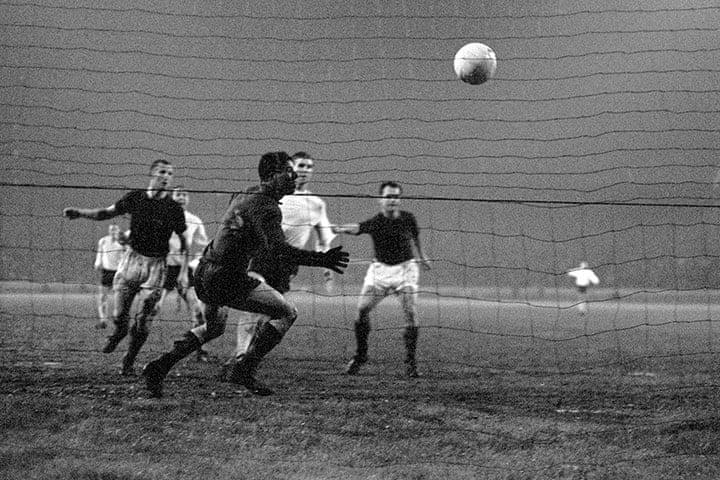 Chelsea v Barcelona: Chelsea v Barcelona Fairs Cup Semi-Final 1966