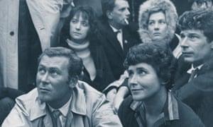 Doris Lessing and John Osborne