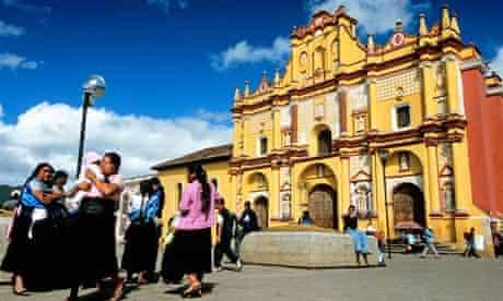 Mexico religion catholicism