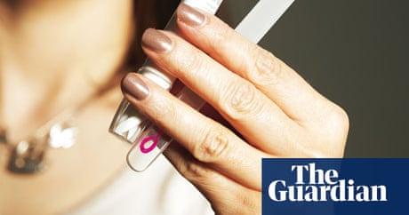 Sali Hughes: nail treatments   Fashion   The Guardian