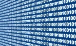Binary code numbers