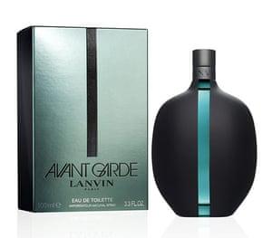 Key trends: cologne: Lanvin Avante Garde edition