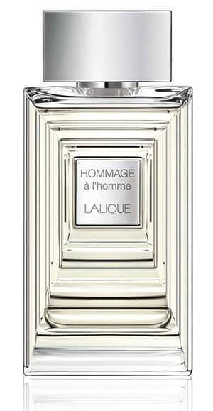 Key trends: cologne: Lalique Hommage a l'homme