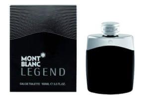 Key trends: cologne: Montblanc Legend