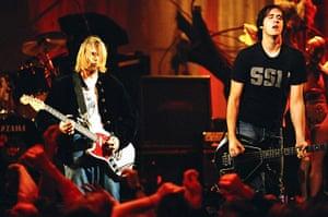 Marshall Amplifiers: Marshall Amplifiers: Kurt Cobain