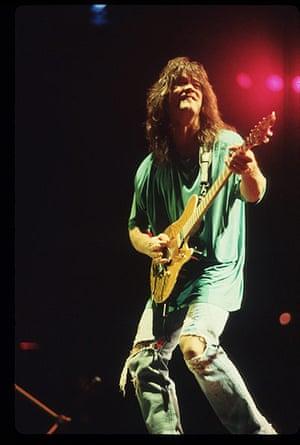 Marshall Amplifiers: Van Halen In Concert: Marshall Amplifiers