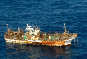 Ryou-Un Maru: The unmanned Japanese fishing vessel, Ryou-un Maru