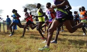 Kenyan national cross country championships