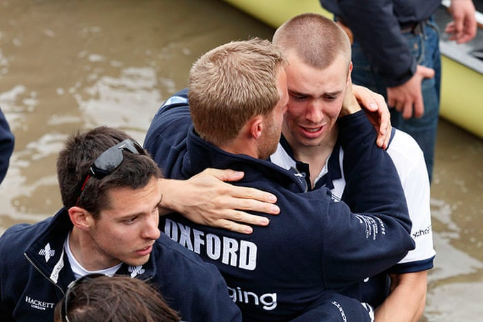 The 158th Oxford v Cambridge Boat Race - in pictures | Sport | The Guardian