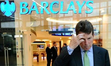 Barclays boss Bob Diamond