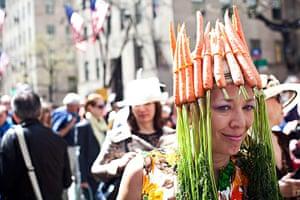 Easter bonnet parade: Easter bonnet parade