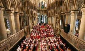 Anglican bishops in Canterbury Cathedral