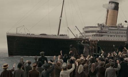 Titanic ITV