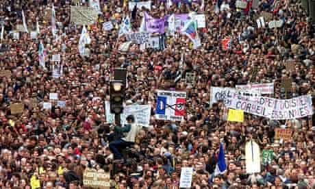 may day in paris 2002