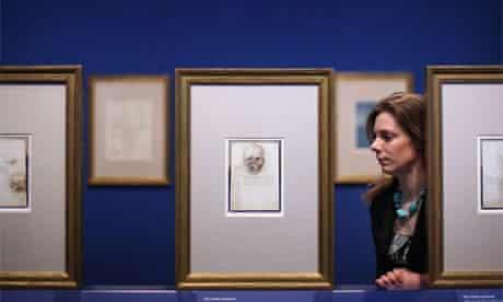 Leonardo da Vinci Studies At The Queen's Gallery