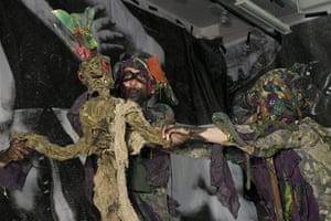 Turner prize shortlist: Spartacus Chetwynd's performance piece Odd Man Out (2011)
