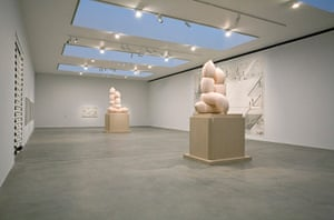 Turner prize: Welcome to Nobson (2011) installation shot at the Gagosian Gallery