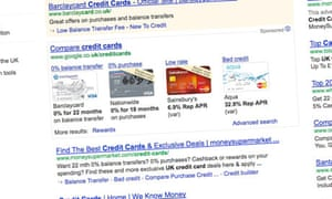 Google search results showing price comparison tool