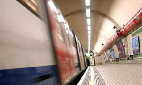 Central Line train