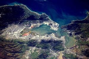 Satellite Eye on Earth: San Francisco