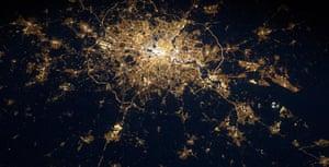 Satellite Eye on Earth: London, England