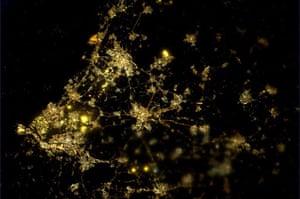 Satellite Eye on Earth: The Netherlands