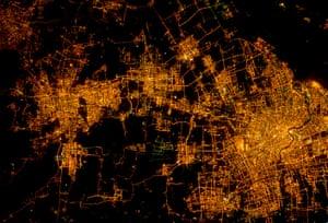 Satellite Eye on Earth: The city of Shanghai