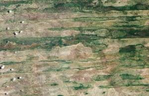 Satellite Eye on Earth: The Caprivi Strip