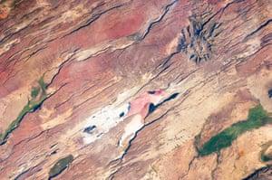 Satellite Eye on Earth: The East African Rift