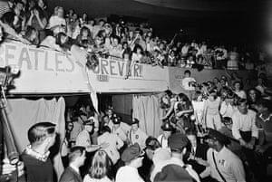 Harry Benson: Beatles Forever, 1966