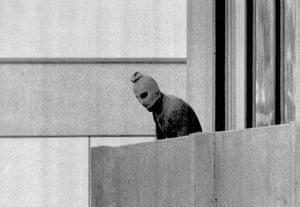 Munich: Terrorist