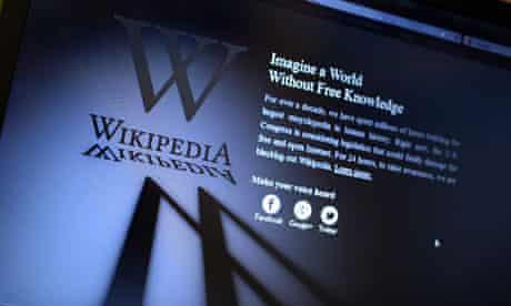Wikipedia free open access