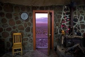 Bolivia travel: Inside the Desert Hotel in Eduardo National Park