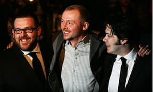 Hot Fuzz actors and director attend world premiere