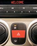 Peugeot Dipper Tepee detail