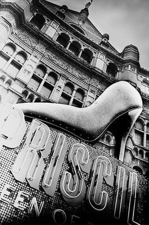 Soho: London 15 by Anders Petersen