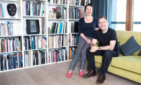 Home letting: Anita and Nigel