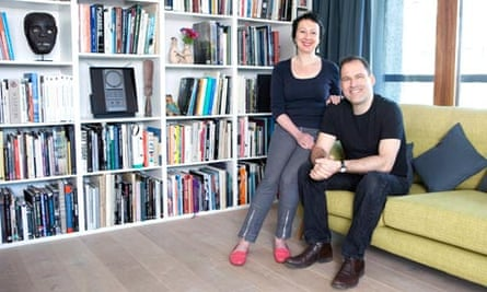 Home letting: Anita and Nigel