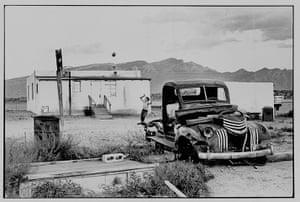 Danny Lyon: Llanito, New Mexico 1970