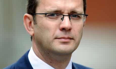 Andy Coulson arrives at the Leveson Inquiry