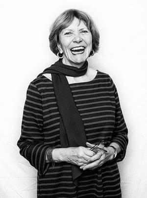 Baroness: Baroness Joan Bakewell