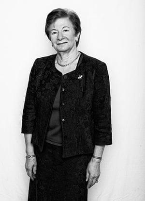 Baroness: Baroness Ruth Deech