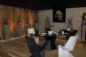 Grand Designs: Grand Designs Live: Vertex furniture